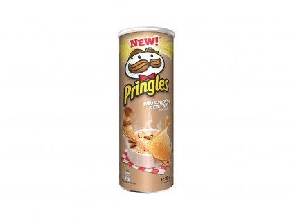 Pringles Mushroom & Cream 165g