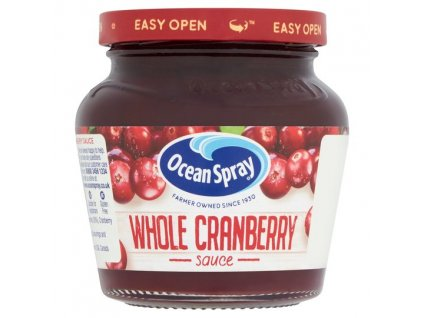 Ocean Spray Whole Berry Cranberry 250g