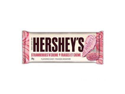 Hersheys Strawberries N Creme 39g