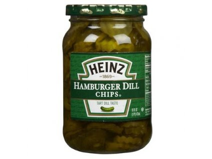 Heinz Hamburger Dill Slices 454g