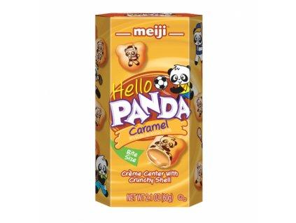 Meiji Hello Panda Caramel 50g
