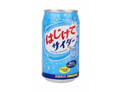 Hajikete Citrus Soda 350ml