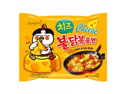 Samyang Chicken Ramen with Cheeze 140g