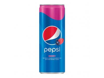 Pepsi Berry USA 355ml