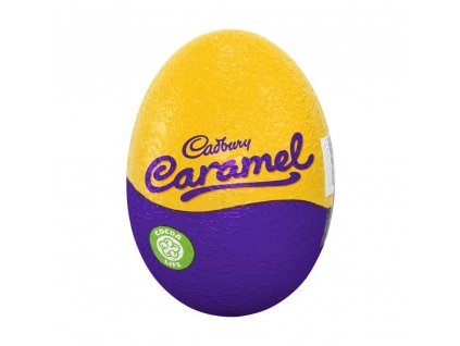 Cadbury Dairy Milk Caramel Eggs 40g