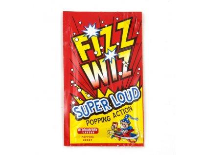 Fizz Wiz Strawberry Popping Candy 5g