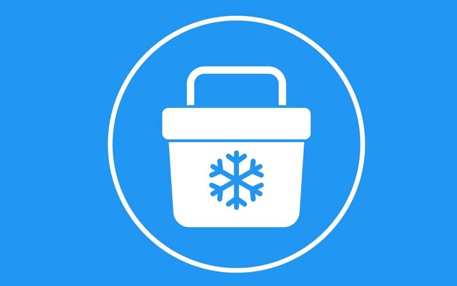 Možnost zaslání vaší zásilky potravin v TERMO balení