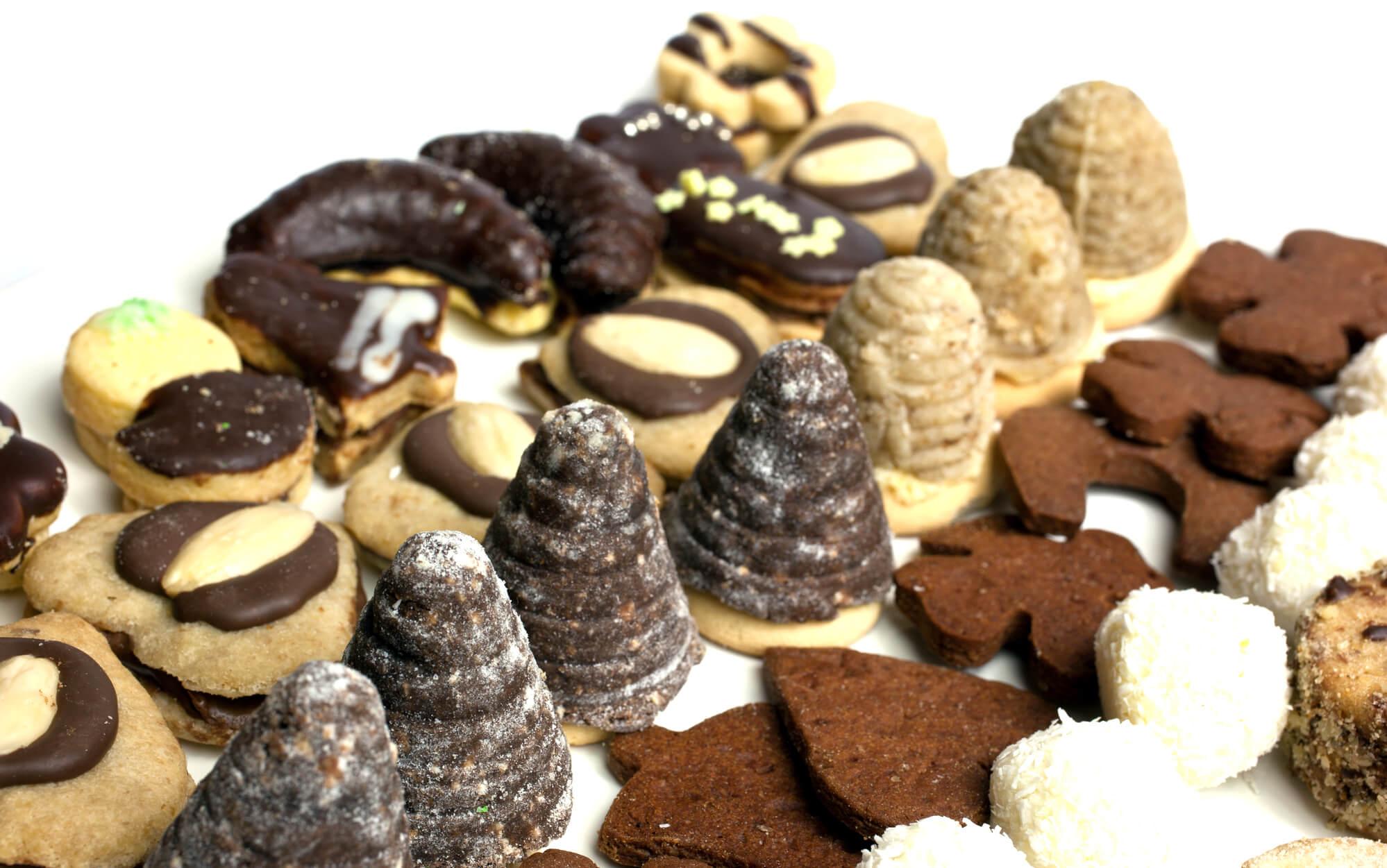 Jak na vánoční cukroví? Poradím vám