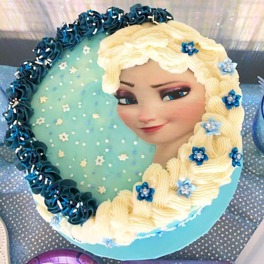 Jedlé obrázky na dort