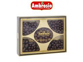 Suché plody v čokoládě