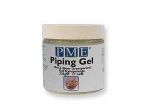 Jedlé lepidla - piping gel