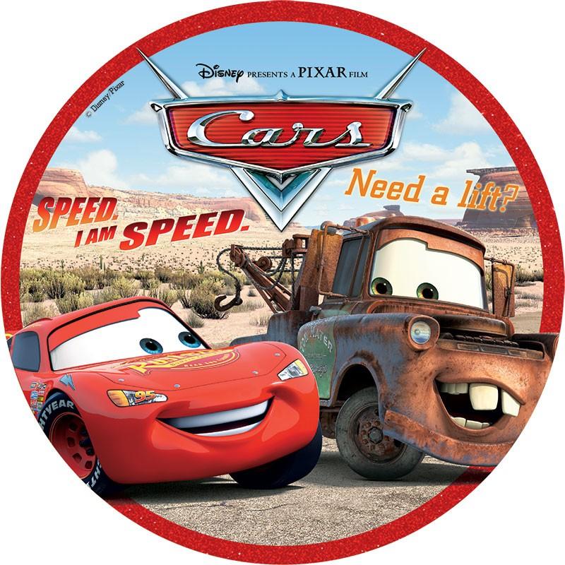 Jedlý papír: Cars