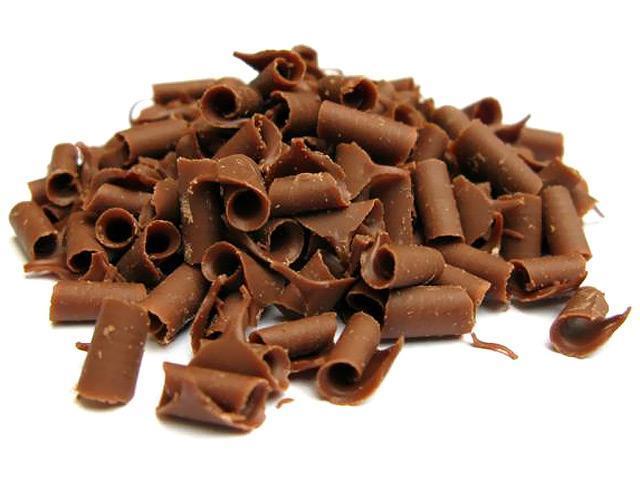 Čokoládové dekorace