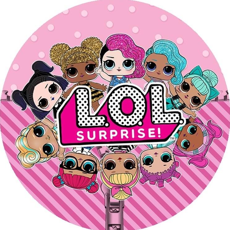 Jedlý papír: L.O.L. Surprise (LOL)