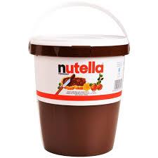 Pomazánky - Nutella