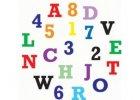 Vypichovače abeceda a číslice