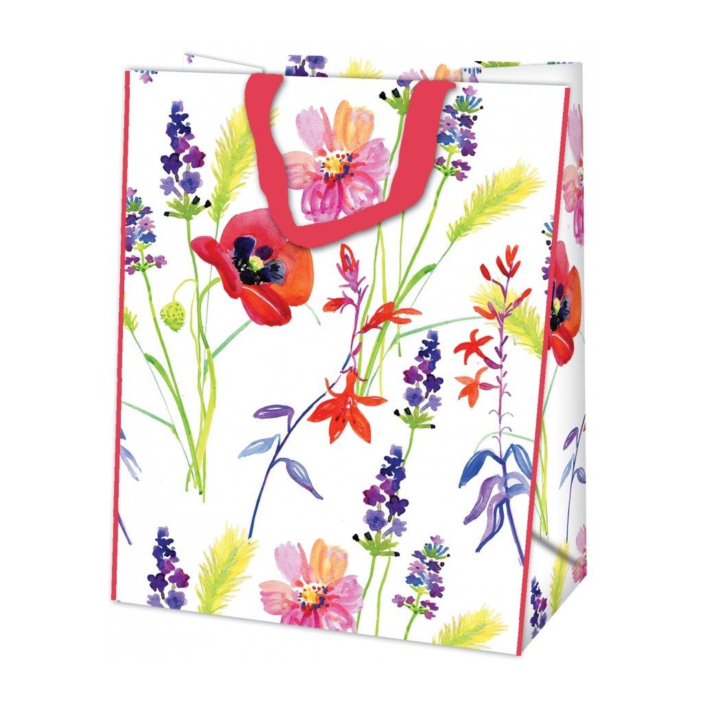 Alvarak nákupní taška Květiny