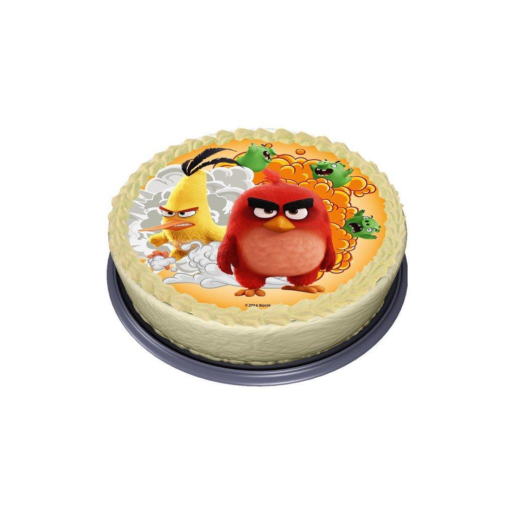 Jedlý papír na dort