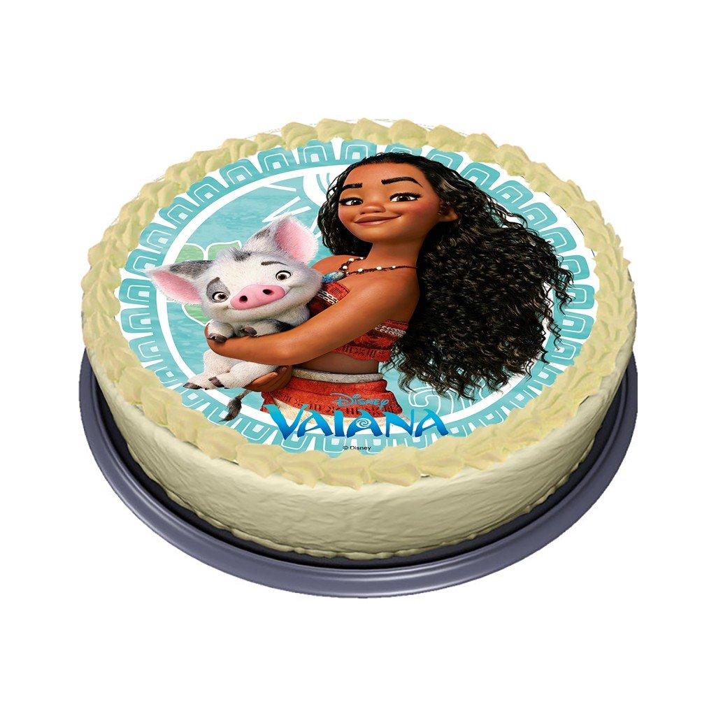 vaiana kakkukuva vohvelista d