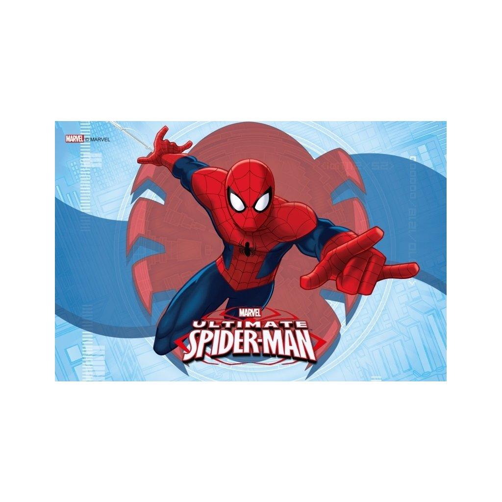 oplatek na tort spiderman nr 23 20cm x 30cm