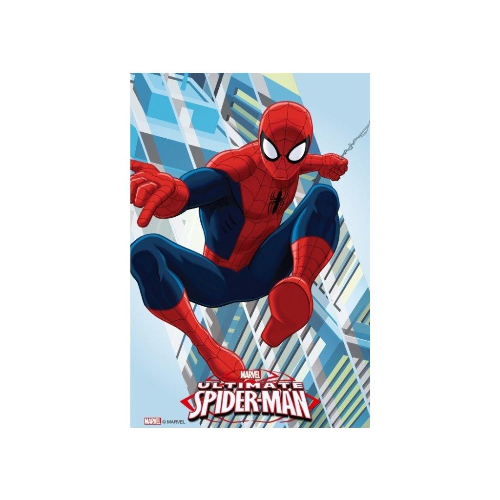 oplatek na tort spiderman nr 25 20cm x 30cm