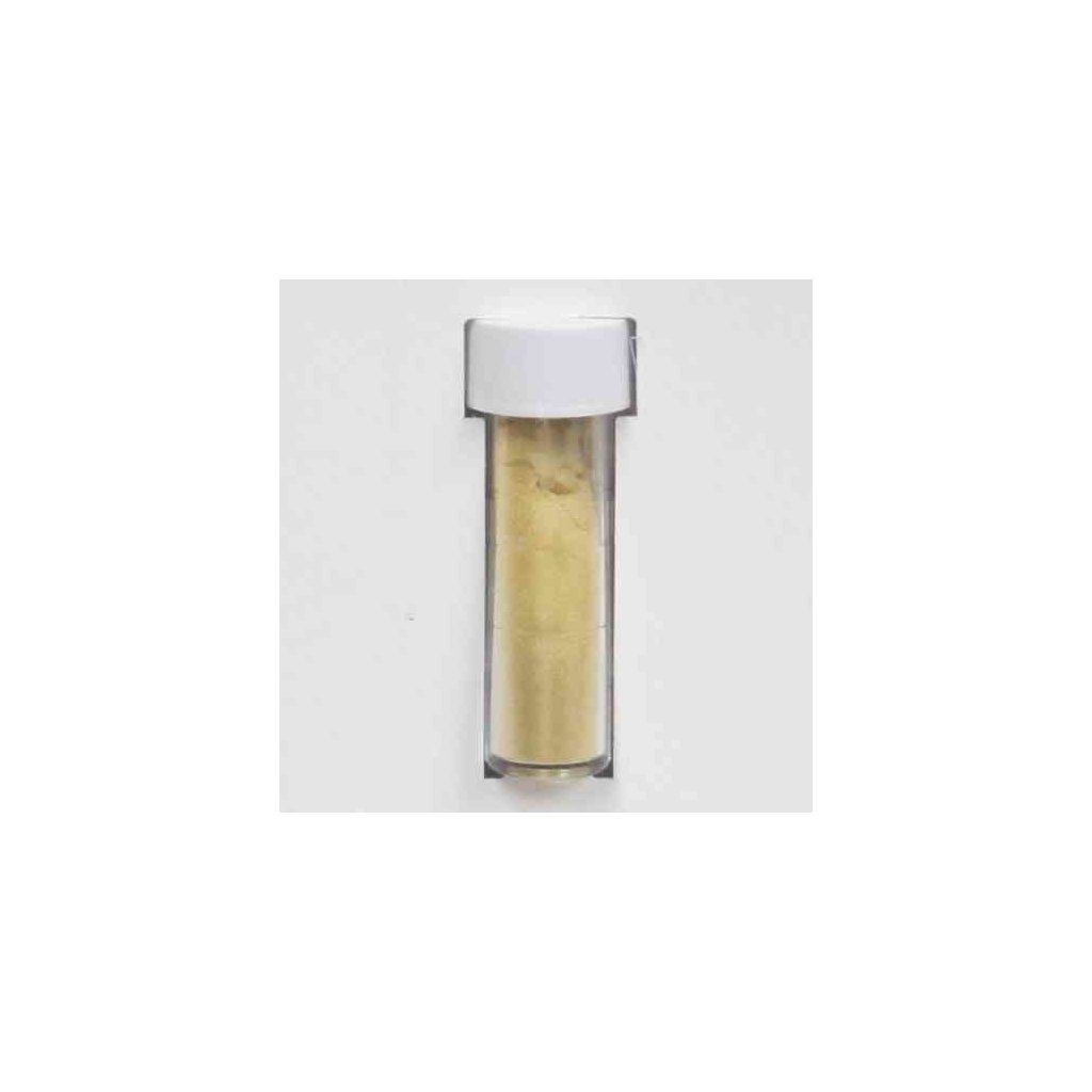 jedla prachova perletova barva sugarflair 7 ml pastel gold