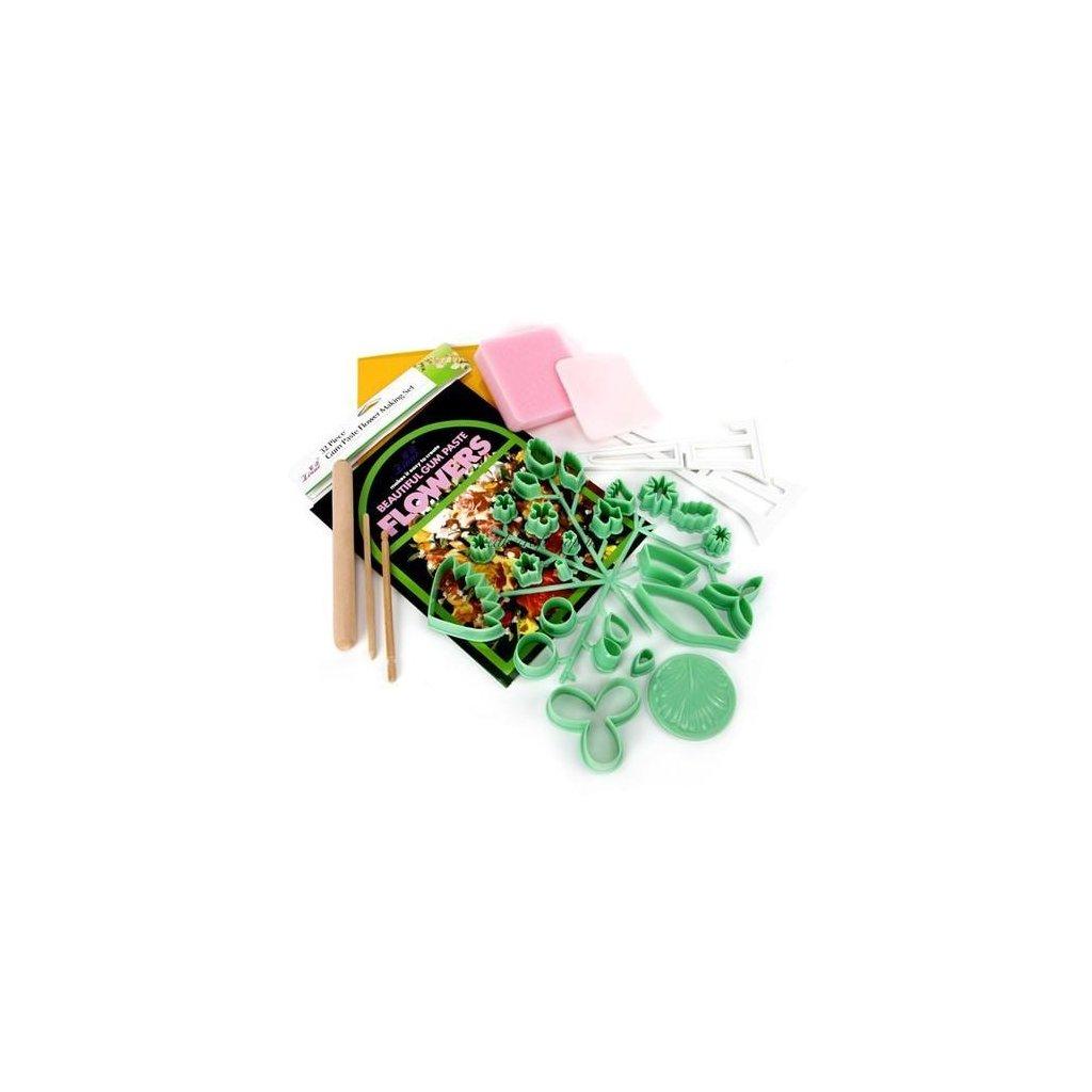 gum paste flower making set 500x500