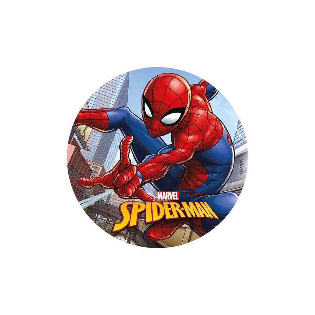 oplatek na tort Spiderman 1200x630