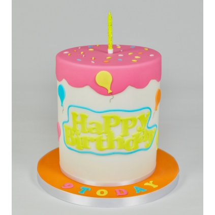 FMM vykrajovátko Happy Birthday