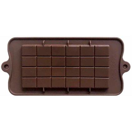 Alvarak silikonová forma na tabulku čokolády