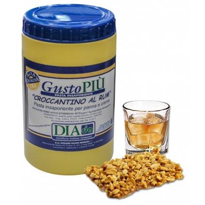 Pasta ochucovací GustoPiú (rumový griliáš)                1,2 kg/doza