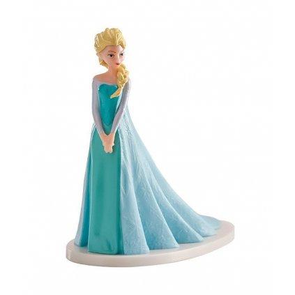 Ledová královna Elsa (Frozen) plast 7,5 cm  1 ks/sáček