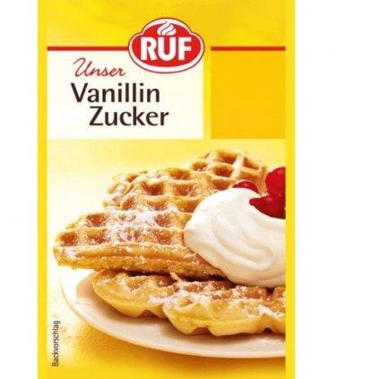 Vanilinový cukr 10ks x 8g - RUF