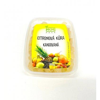 iplody kandovana citronova kura 100 g