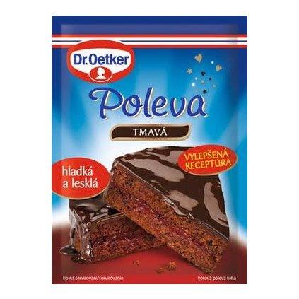 Dr. Oetker Poleva tmavá (100 g)