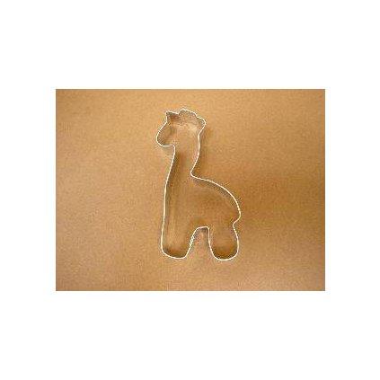 Vykrajovátko žirafa 8cm - Jakub Felcman