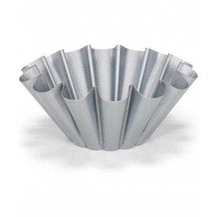 Forma na puding/bábovku chromovaná ocel prům.20, v.9cm