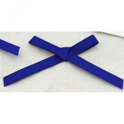 Svatební mašlička modrá 20 ks