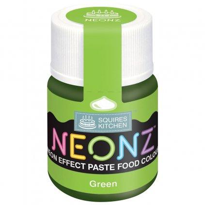 Gelová neonová barva Neonz (20 g) Green