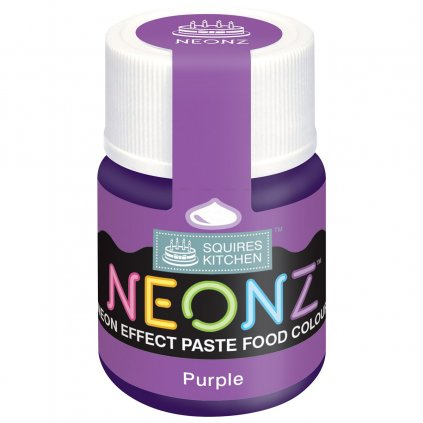 Gelová neonová barva Neonz (20 g) Purple