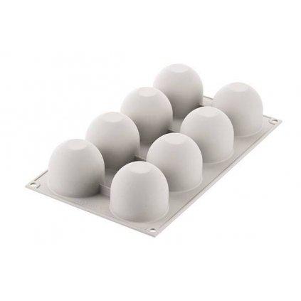 Silikonová forma na pečení 3D Puff 1l 6cm - Silikomart