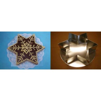 Forma hvězda - kód 235