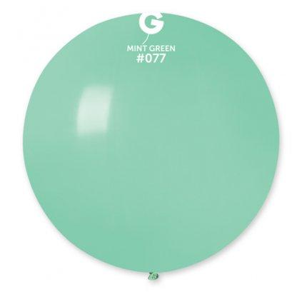 Obří nafukovací balon - mint