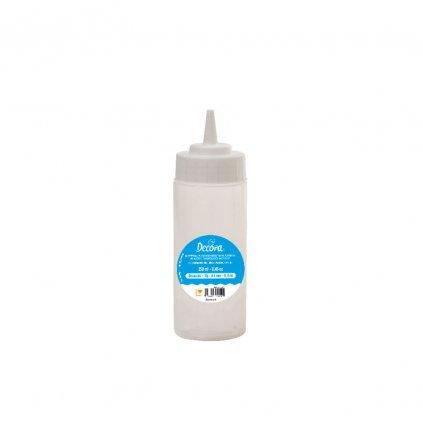 Decora Dávkovací láhev 250 ml (4 mm)