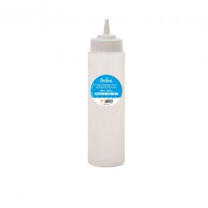 Decora Dávkovací láhev 500 ml (4 mm)