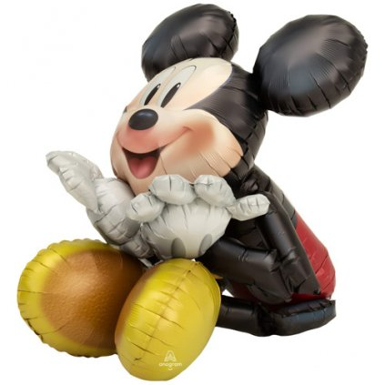 Chodící balonek Mickey Mouse Forever 73 cm
