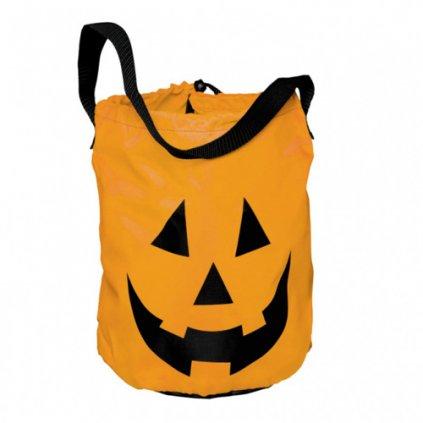 Látková taška - dýně 30 x 25 cm