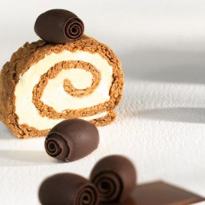 Callebaut Čokoládové soudky tmavé (20 ks)