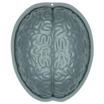 Forma na puding tvar Mozek - Plastic