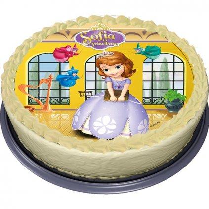 sofia ensimmaeinen kakkukuva vohvelista d